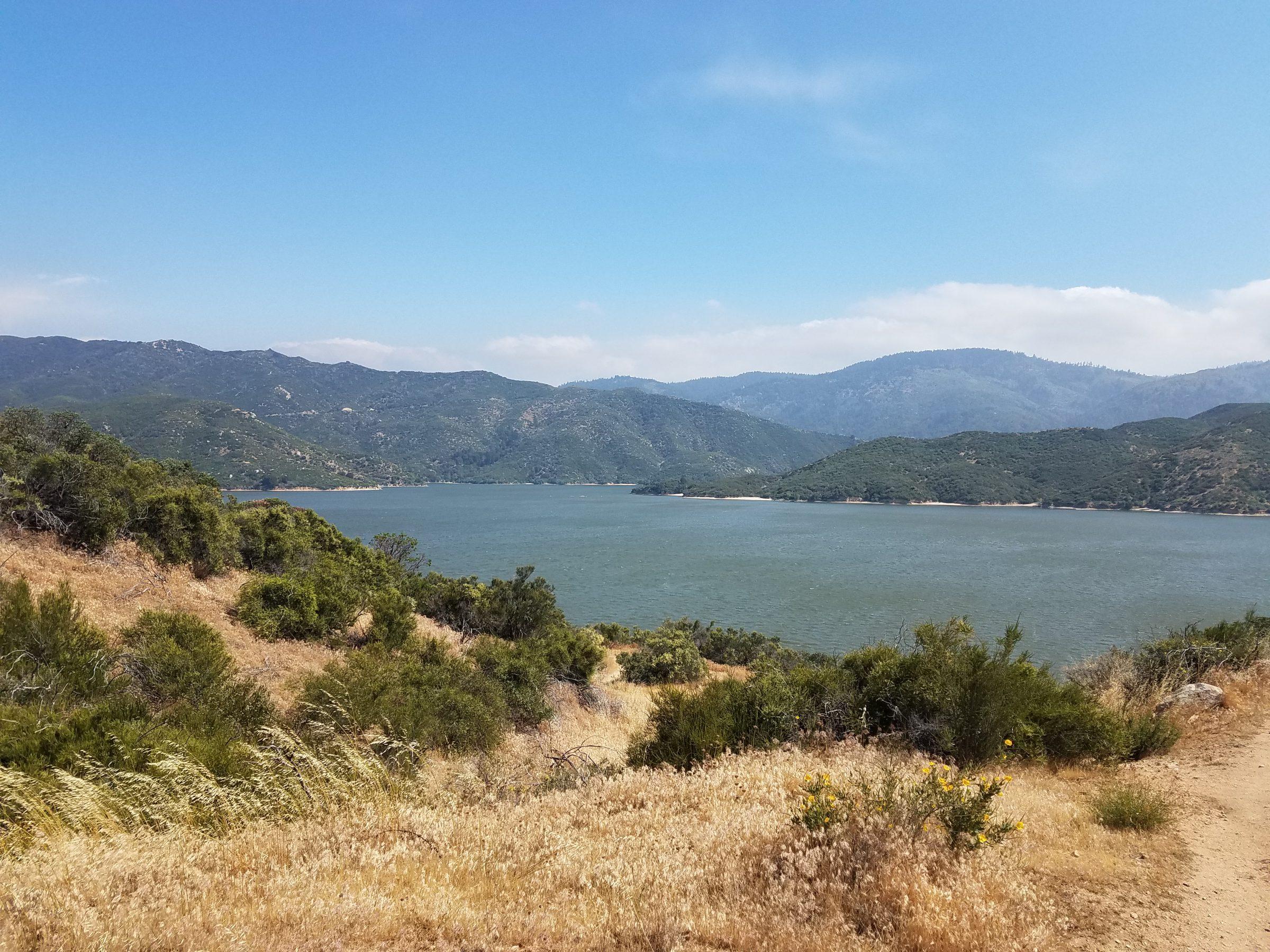 Day 19: Silverwood Lake | JonR's Hike Blog